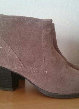 Kaufe meinen Artikel bei #Kleiderkreisel http://www.kleiderkreisel.de/damenschuhe/stiefeletten/142698651-wildleder-tamaris-boots