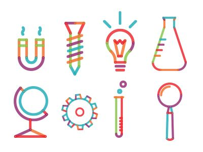 Children's Museum Icons by HAM