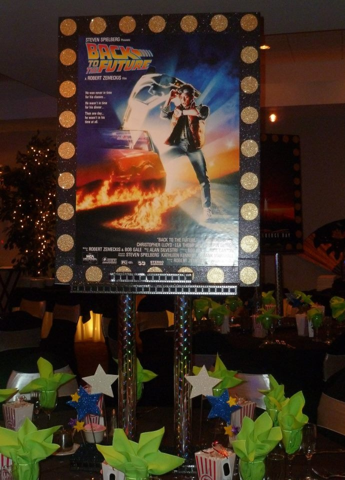 49 Best Images About Back To The Future Party On Pinterest