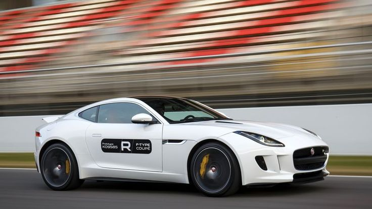 Jaguar Coupé F-Type R