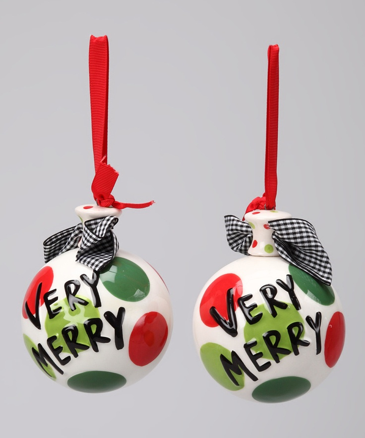 Merry Christmas Ornaments: 10 Best Images About Christmas Ball: Sayings On Pinterest