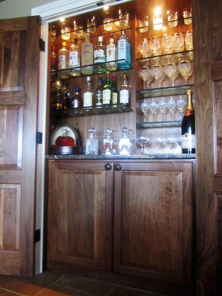 Floating Glass Shelves For Bar Glass Bar Shelves Floating Glass Bar ...