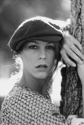 Jamie Lee Curtis,  ca. 1978. ☚