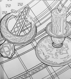 19 best outlander coloring pages images on pinterest drawings Steampunk Coloring Pages for Adults Butterfly with Flowers Coloring Pages Steampunk Coloring Pages