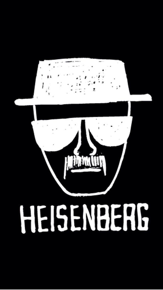 heisenberg breaking bad iphone backgrounds pinterest