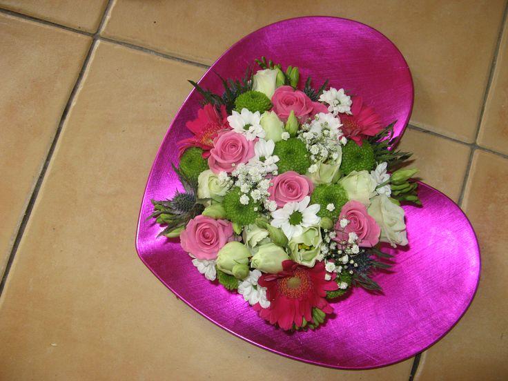 workshop bloemschikken, thema moederdag