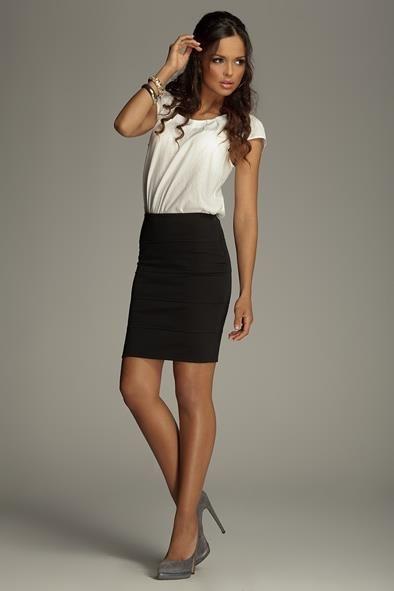 Облегающая юбка фото