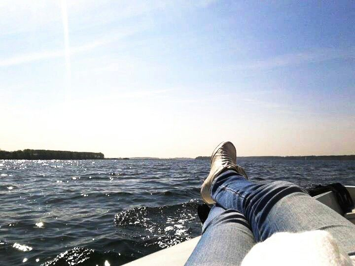 Zeeland, The Netherlands. Sailing.