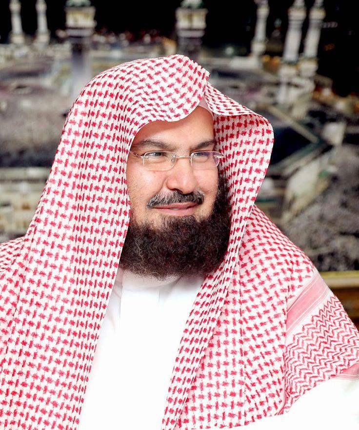 Abdul Rahman Al-Sudais at digital mode by syed noman zafar
