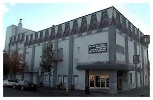 the Phoenix Theater, Petaluma CA