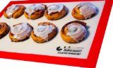 Silicone Baking Sheet for baking. This Nonstick Baking Mat is Simply Essential in Baking - Silicone Pastry mat is Durable Easy To Clean Non-Stick Silicone Coated Fiberglass Mat, No More Cookies Sticking, Roll Bread Dough, Have More Fun Cooking & S