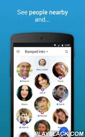 Blendr - Chat, Flirt & Meet  Android App - playslack.com ,  Find nearby dates with Blendr, the free, socially flirtatious chat-to-meet app. Blendr uses your Android's location services to connect you with the fun singles closest to you who share your interests and want to chat it up!With more than 180 million users around the world, Blendr is the best way to break the ice with more people around you. So, are you looking to find new people or what? Blendr is free to join and use. No excuses…