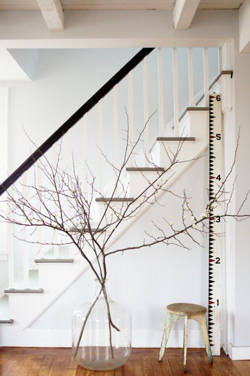 perfect staircase via apartment therapy