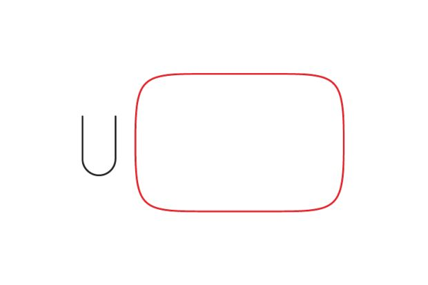 14 Ultra minimalista Logos de marcas famosas