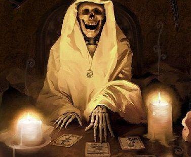 Oraciones Poderosas A La Santa Muerte