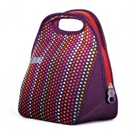 I use one of these as diaper bag for my 2 month old baby girl...So loving it!