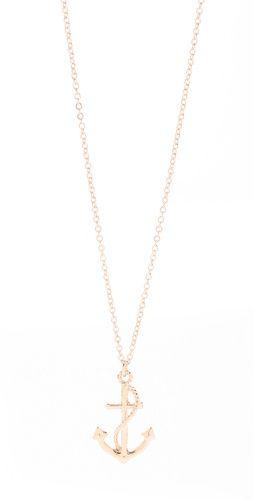 Jules Smith Nautical Necklace | SHOPBOP