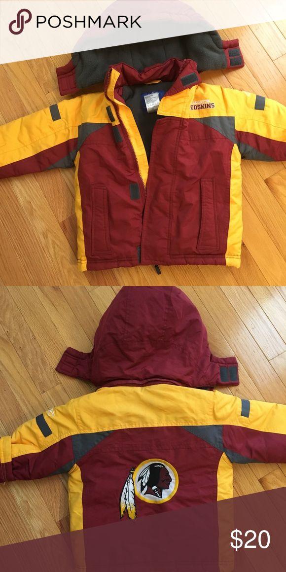 Redskins jacket Gently used redskins jacket Jackets & Coats Puffers