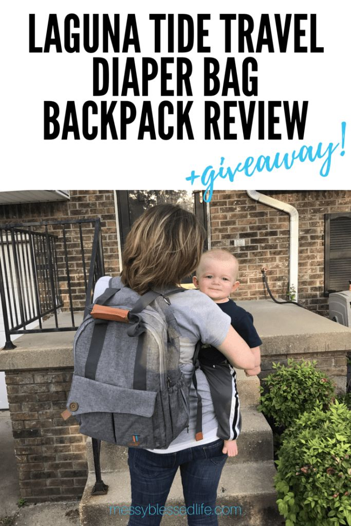 This diaper bag is an absolute must have!