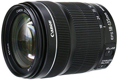 The Canon EF-S 18-135mm f/3.5 5.6 IS STM standard zoom lens is designed to exceed expectations and ideal for video and still images alike. This lens marks a standard for EF-S lenses. It features a ref...