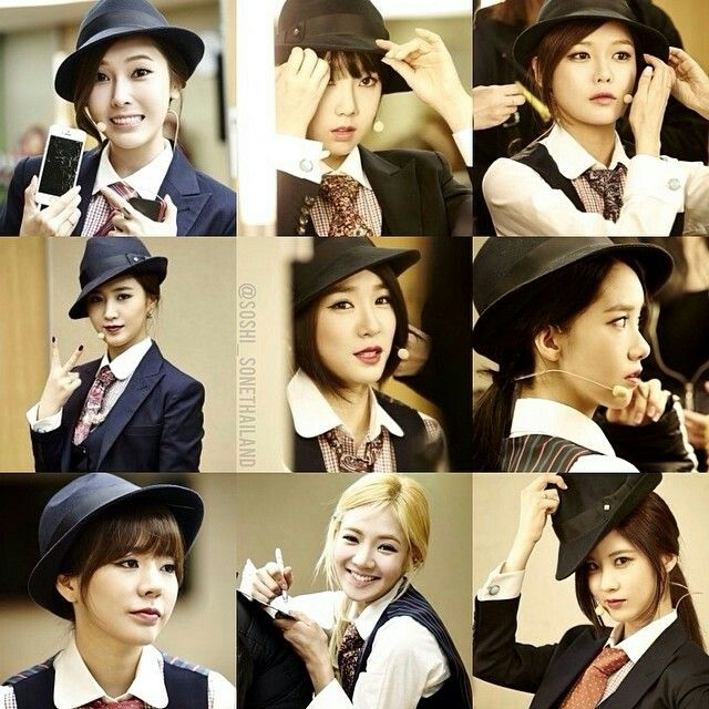Snsd comeback at M countdown