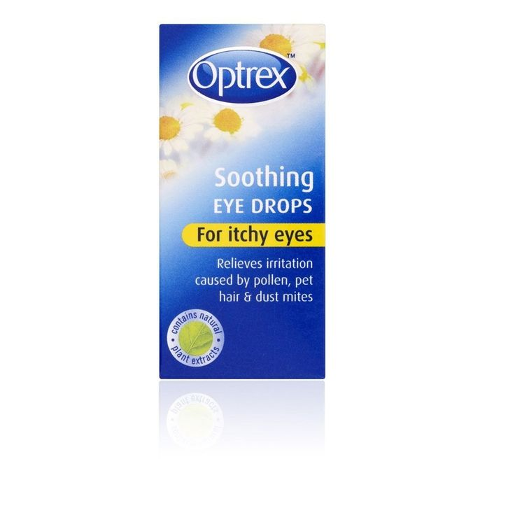 Natural Healthy Eye Drops For Red Eyes