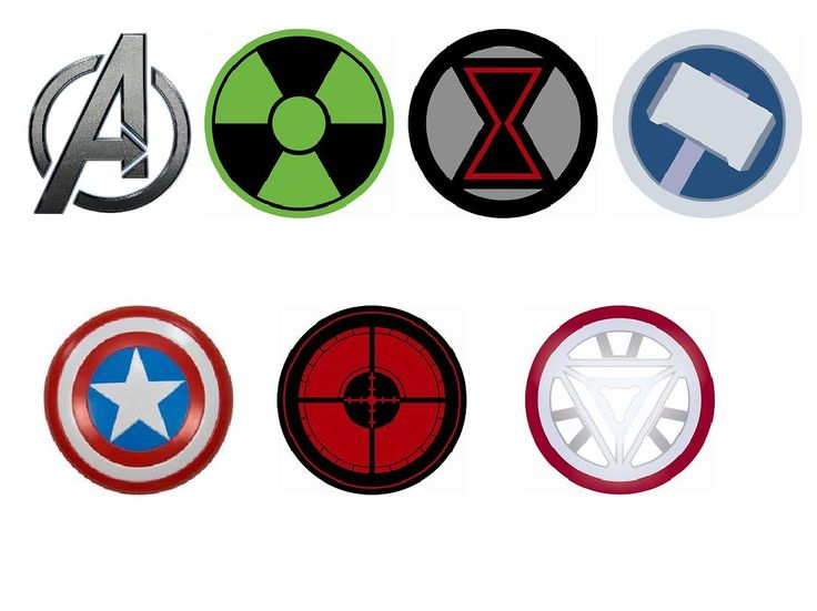 37 Best Images About Avengers Party On Pinterest Mesas