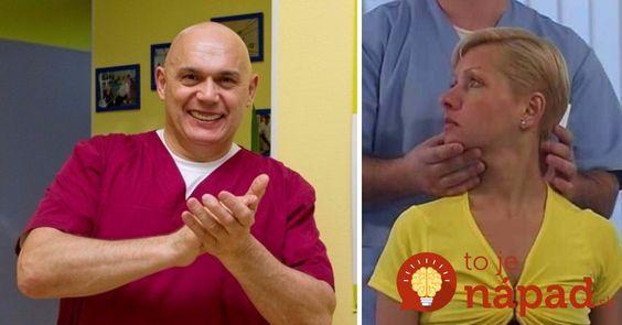 Lekár Sergej Bubnovskij nie je obyčajným rádovým doktorom. Ide o odborníka, ktorý pred rokmi prekonal ťažkú autonehodu a bol dlhý čas paralyzovaný. Vďaka pravidelnému cvičeniu a rehabilitácii, ktorú sám navrhol, sa bol opäť schopný hýbať