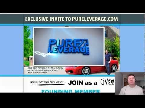Introducing PureLeverage - The Next Powerhouse from GVO!
