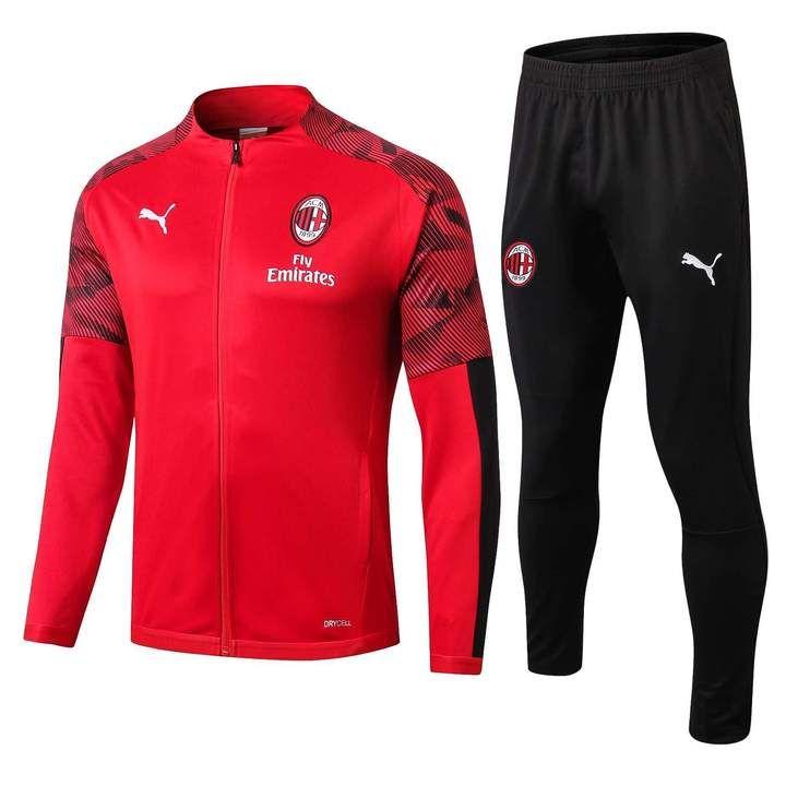capa Interconectar En contra  Associazione Calcio Milan Puma 2019-20 Replica TRAINING Futebol Casual –  www.worldsoccerfootballshop.com | Camisas de futebol, Nfl, Futebol