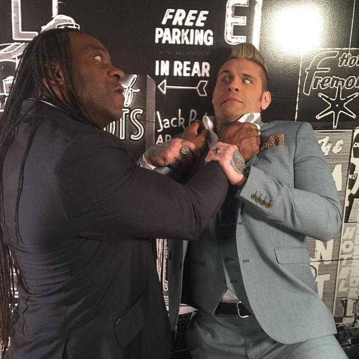 "Booker T & Corey Graves Play Off Recent ""Worked"" Feud http://www.ringsidenews.com/2018/02/25/booker-t-corey-graves-play-off-recent-worked-feud/"