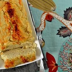 Keira Knightley's Cheese And Macaroni Loaf
