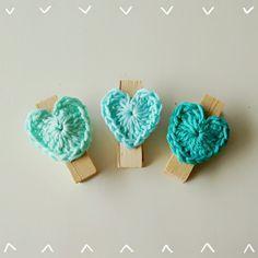 CutiePie Designs: Patroon (klein) hartje