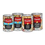 Les soupes condensées Campbell's: de vrais aliments, de vrais changements