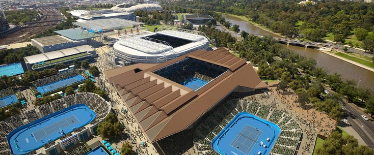 Image result for melbourne park