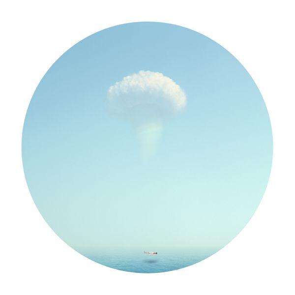 Les ronds photographiques de Liu XiaoFang Liu XiaoFang photographie ronde 03 photo photographie art