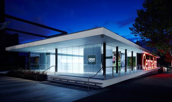 #central park sydney #frasers property #display pavilion #smart design # William smart #frost design #vince frost #property marketing