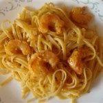 Lemon Pepper Shrimp with Mustard