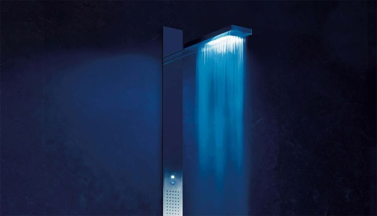 Fantini - Acquapura colonna doccia