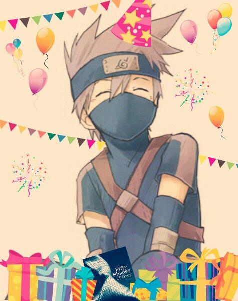 Happy Birthday Kakashi :3