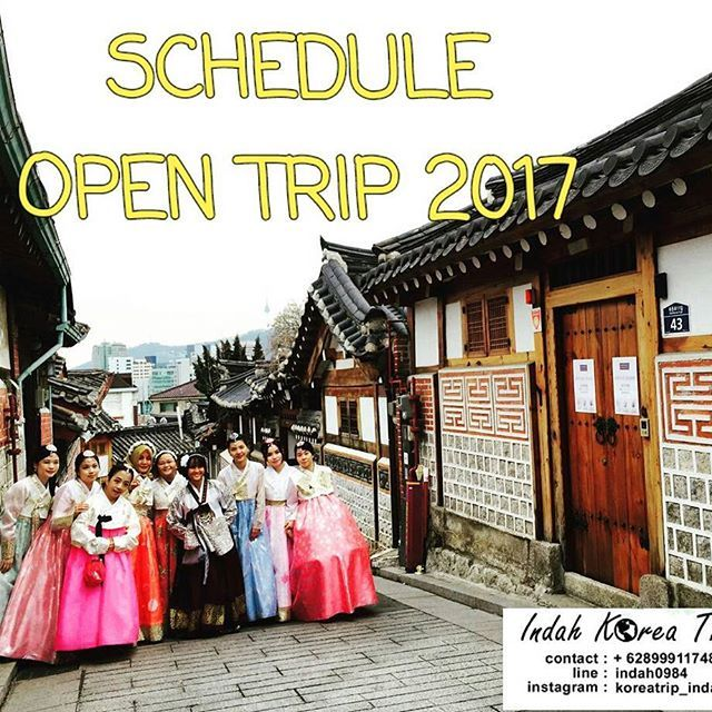 【diskonsolo】さんのInstagramをピンしています。 《Schedule Regular Open Trip 2017 @koreatrip_indah SEOUL - NAMI - Everland - Lotte World - Mt. Seorak ( Jeju, Busan, jinhae by request)  APRIL 2017 CHERRY BLOSSOMS 2017 Land Tour start from IDR 4.450 1. Reg 1 👉🏼 1 - 4 April 2017 2. Reg 2 👉🏼 1 - 5 April 2017 3. Reg 3 👉🏼 7 - 10 April 2017 4. Reg 4 👉🏼 7 - 11 April 2017 5. Reg 5 👉🏼 7 - 12 April 2017  HALAL TRIP Land Tour start from IDR 6.000 6. Reg 6 👉🏼 19 - 25 April 2017  MEI 2017 Land Tour start…