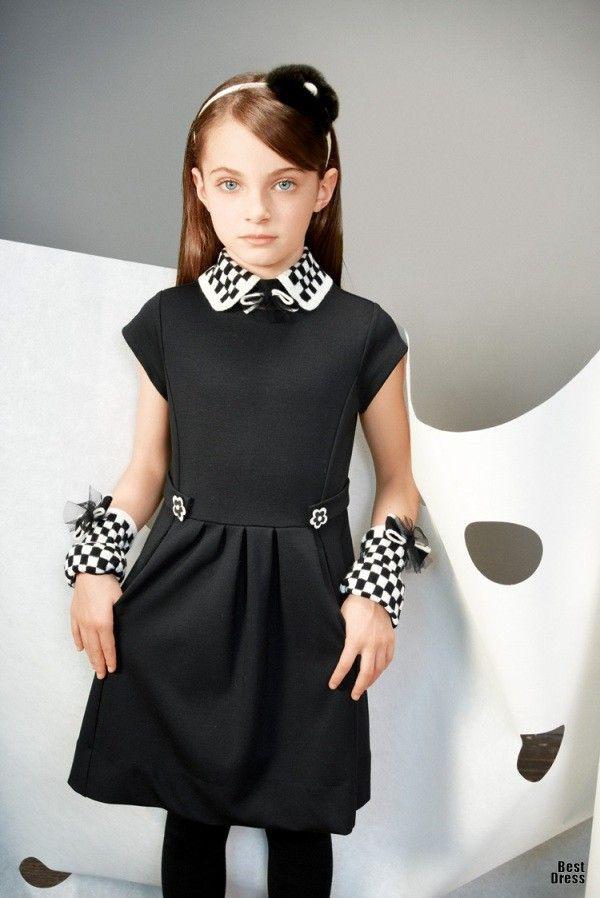 Lindos vestidos de moda para niña | Moda y Tendencias