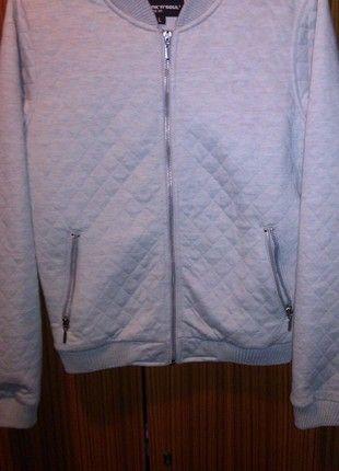 Kup mój przedmiot na #vintedpl http://www.vinted.pl/damska-odziez/marynarki-zakiety-blezery/8330297-szara-bluza-funknsoul