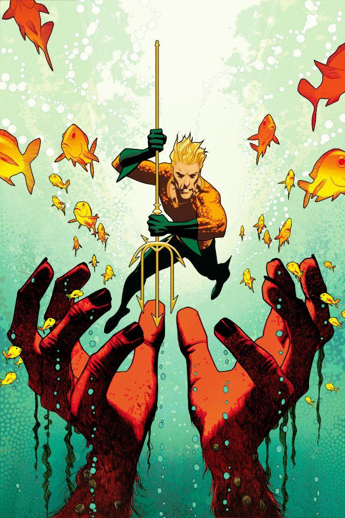 Aquaman #7 Variant