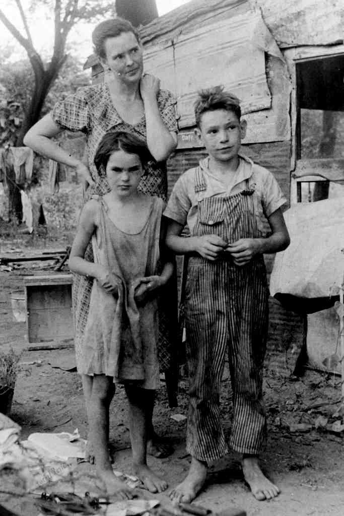 Fashion during the Depression | Farm life during the Great Depression