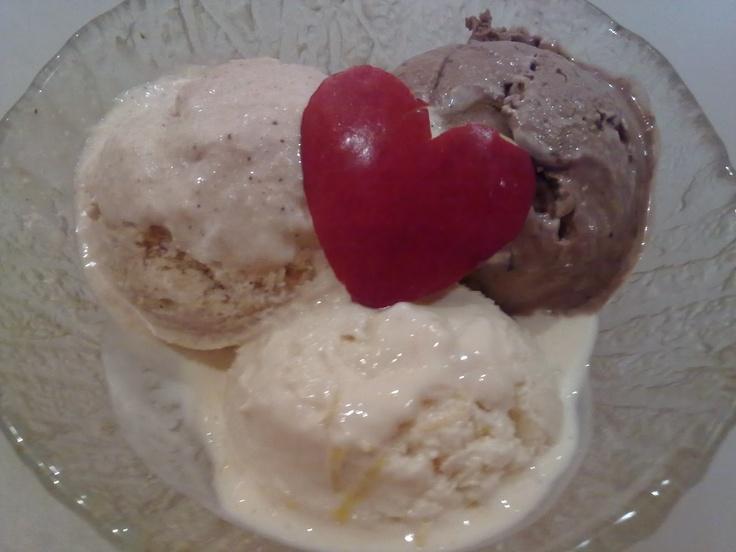 Teri konyhája: Update fagylaltok