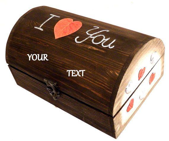 Joyero de Bisutería Caja de Joyas Cofre de por Personalizedbox