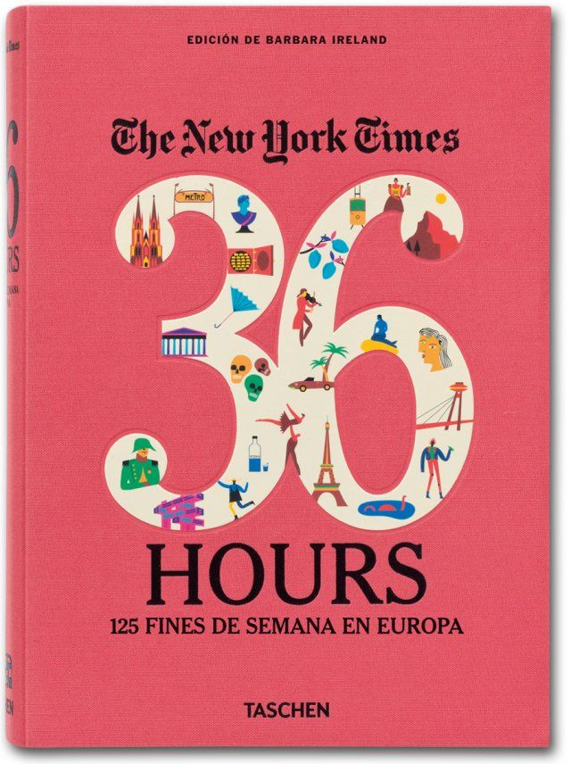 81 best w book images on pinterest books summary and the ojays the new york times 36 hours guide 125 weekends in europe barbara ireland taschen compre livros na fnac solutioingenieria Gallery