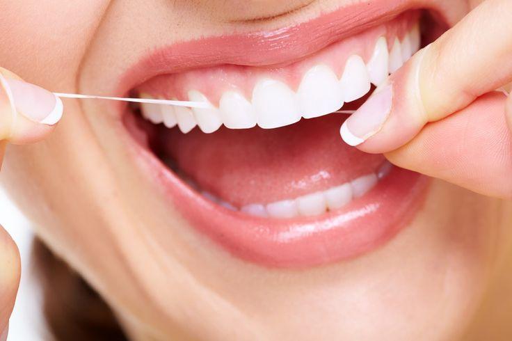 Jak używać nici dentystycznej ?