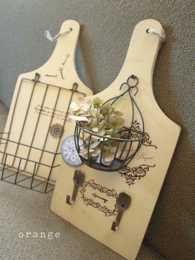 idea for cutting boards: